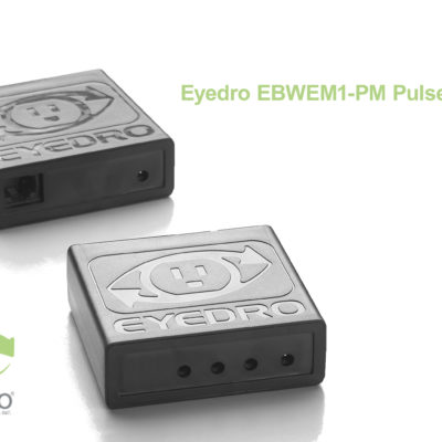EBWEM1-PM gase and water pulse meters