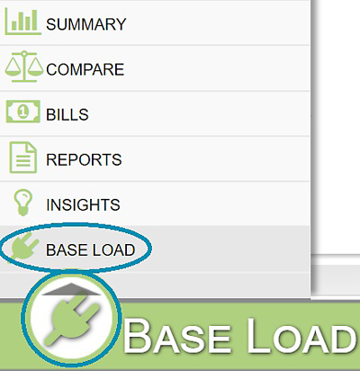 Base Load From the Plugin Menu