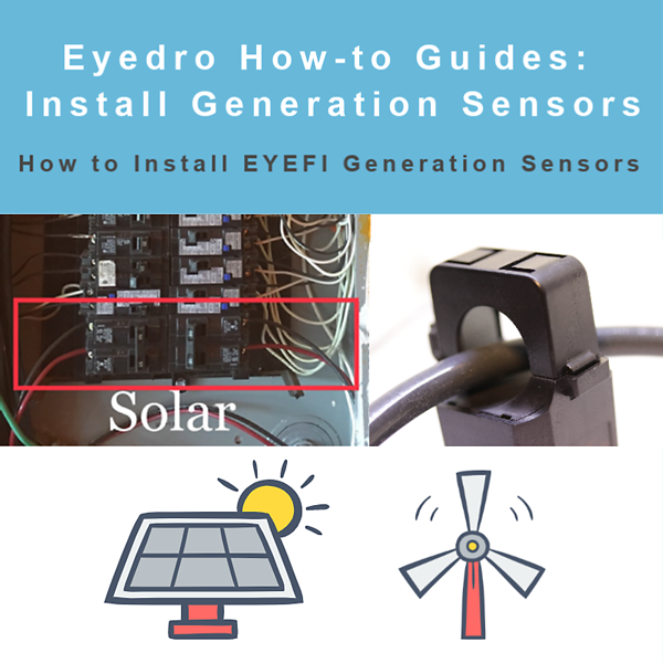 How to Install EYEFI Sensors for Generation