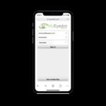 Eyedro EYEFI setup via mobile